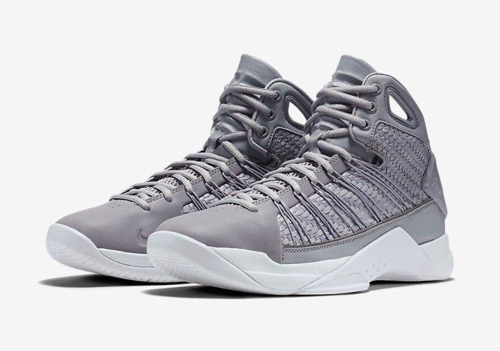 789214917067 Nike Hyperdunk Lux Will Release in Popular  Cool Grey  - WearTesters