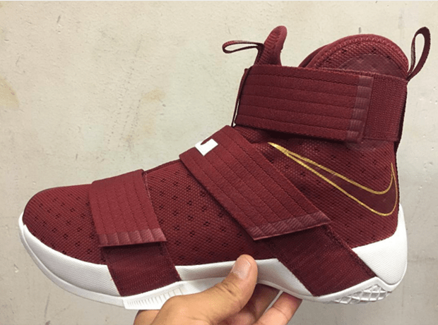 The Nike LeBron Soldier 10  Christ the King  - WearTesters 0d225a1dd5
