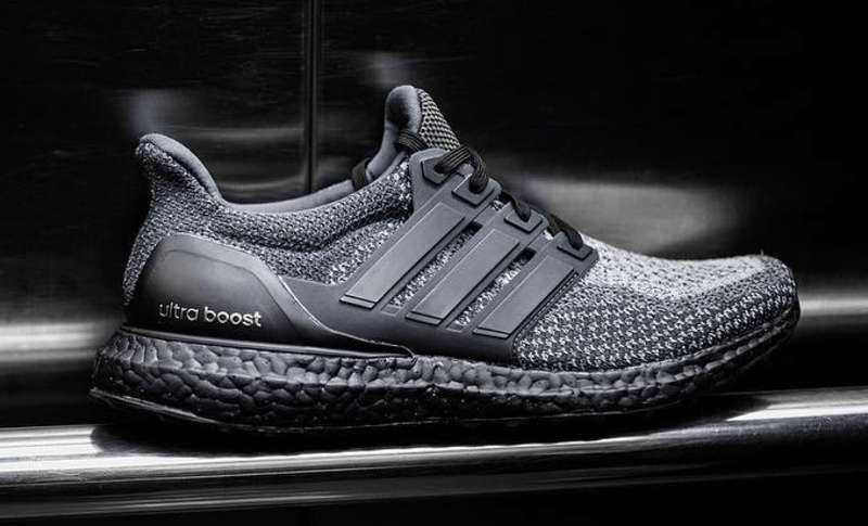 lowest price a7255 18ac4 ... germany this adidas ultra boost colorway uses black boost weartesters  1e90b f5175