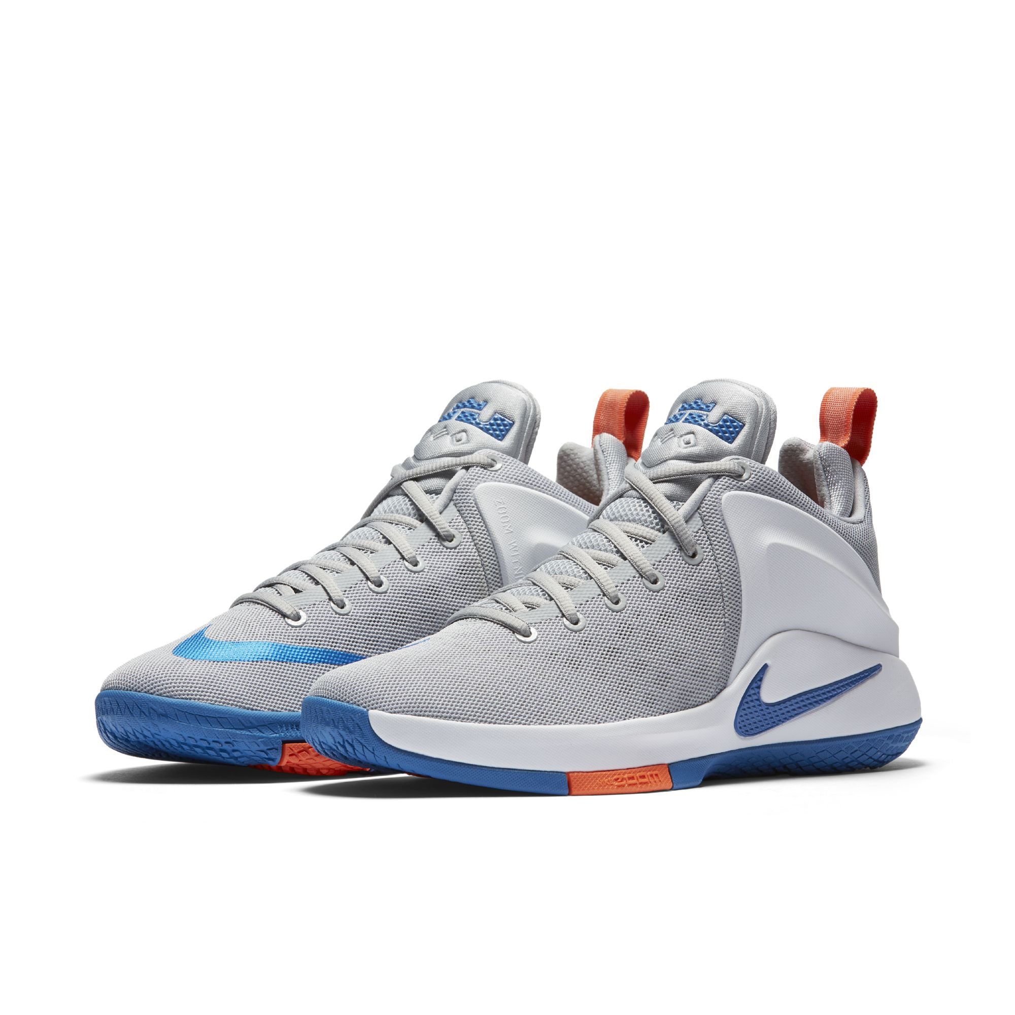 7d2b71e9c062 Nike Zoom Witness - CoolGrey - Full - WearTesters
