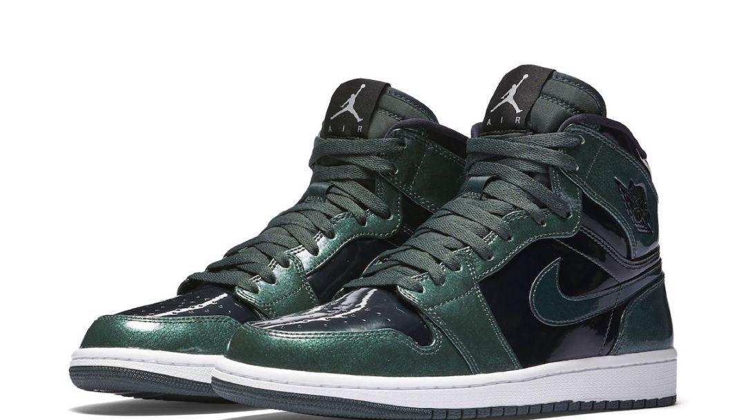The Air Jordan 1 Retro High  Grove Green  - WearTesters 28118ce7bd