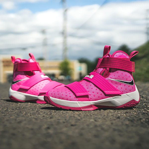 half off ce4e4 d151b sale lebron soldier 10 think pink eye a0813 428bf
