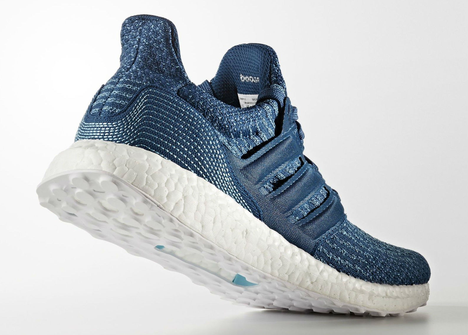 0ccbbcad438f Adidas Originals x Parley Ultraboost 4.0 Legend Ink Carbon