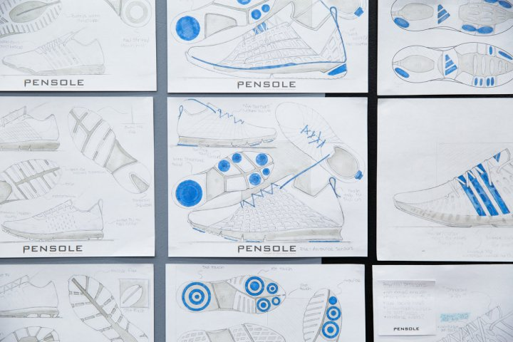 PENSOLE and New Balance footwear design master class 0