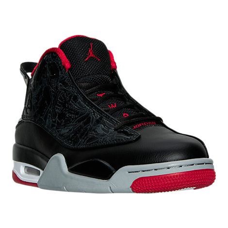official photos 9f51f 71612 the-jordan-dub-zero-is-back-in-black-red-2