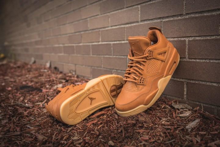 993aa0f3310 The Air Jordan 4 Retro Premium  Ginger Yellow Gum  Arrives this ...