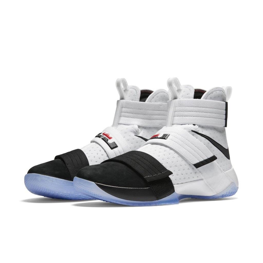The Nike Zoom LeBron Soldier 10  Black Toe  is Almost Here - WearTesters c31931836911