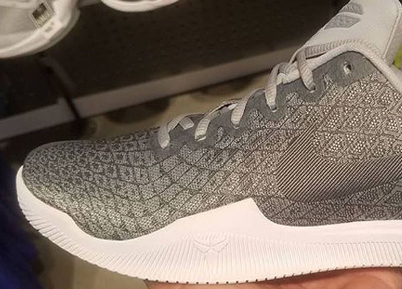 new concept 36f3a 6d40f A First Look at the Nike Kobe Mentality 3 - WearTesters