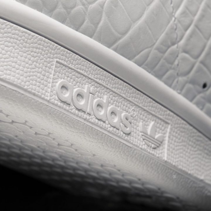 Adidas Originals Stan Smith Croc - Outter Heel