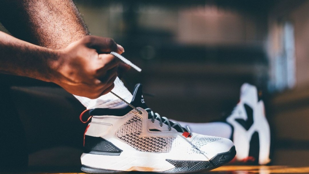 3adde503b53 The adidas D Lillard 2 Primeknit  Rip City  is Available This ...