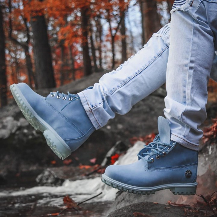 "'First Frost' Timberland 6"" Premium Boot 1"