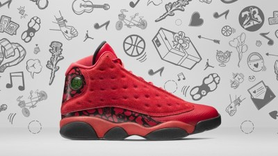 """official photos f5f38 86739 The Air Jordan 13 Retro """"What Is Love"""" Series Releasing Overseas"""