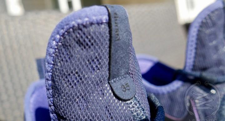 Nike Zoom KD9 Dark Obsidian - Tongue Tab