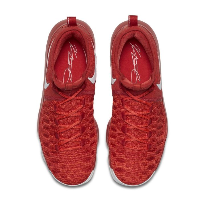 NikeKD9-VarsityRed-Top