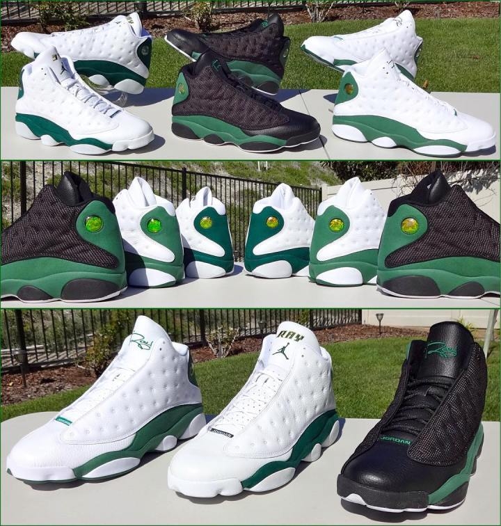 5caecad0a19 Should Jordan Brand Release Ray Allen PEs to Honor His Retirement ...