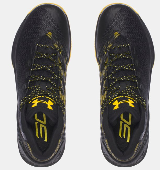 under armour curry 3 performance review materials