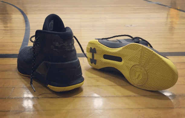 under armour curry 3 performance review overall