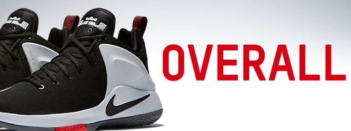 Nike LeBron Zoom Witness Performance Review overall