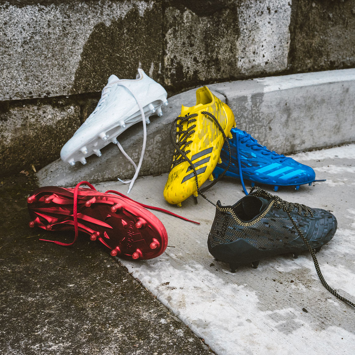 fe411a7b7b9a adidas Unveils  Dipped  Football Cleat Collection - WearTesters