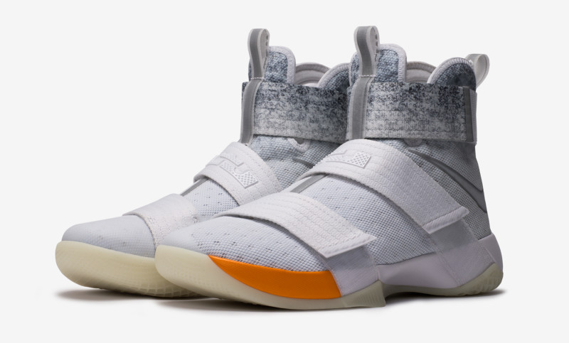 outlet store 68294 806f8 The Nike LeBron Soldier X by John Elliott is Unveiled - WearTesters