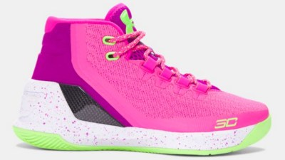 under armour curry 3 gs 1