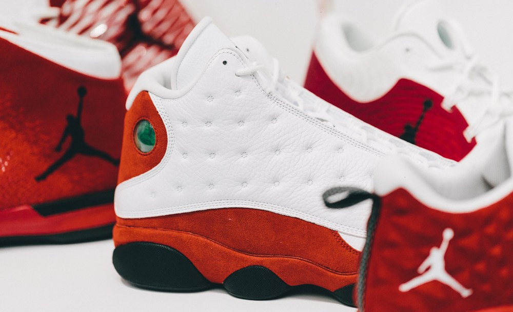 more photos 00101 d3d2c Jordan Brand Draws Inspiration from the Air Jordan 13 for Christmas ...