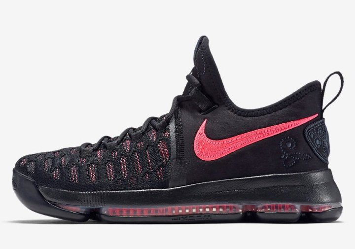 ba4fcf4d980d A Detailed Look at the Upcoming Nike KD9  Aunt Pearl  - WearTesters