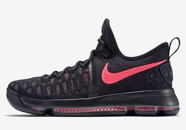 236dd7f0a35 The Nike KD 9  Aunt Pearl  is Available Now - WearTesters
