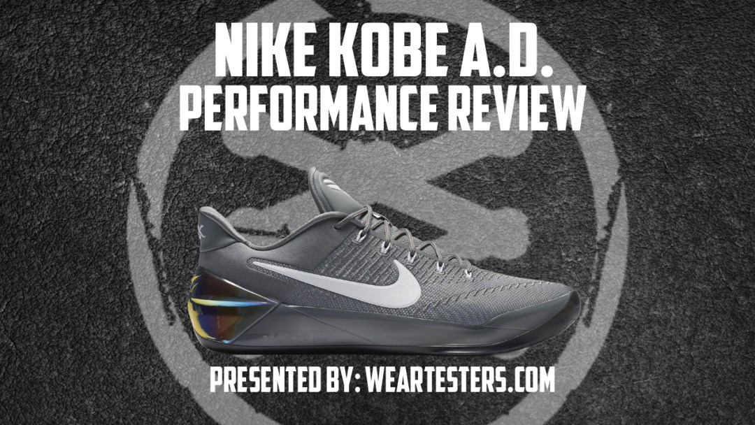 new arrival 7448a 027b6 WearTesters. Sneaker Performance Reviews ...