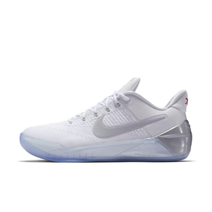 size 40 fe072 998c6 Nike Kobe A.D. in White Chrome