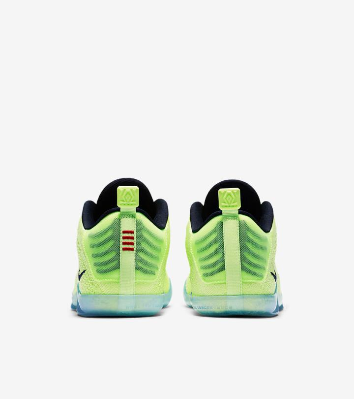 sale retailer f5723 f6515 Nike Kobe XI Elite Low Ghost of Christmas Past 6