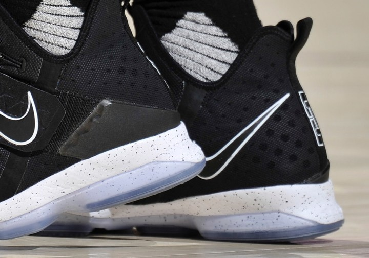 412de97a6afe The Nike LeBron 14  Black Ice  Has a Relase Date - WearTesters
