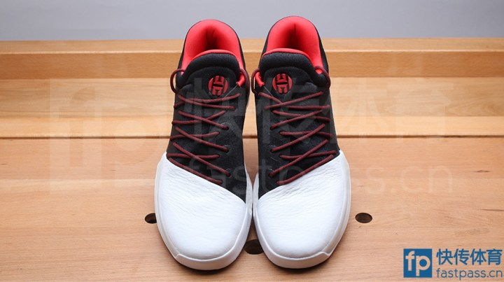 4bf4ccc414e The adidas Harden Vol. 1 Deconstructed - WearTesters