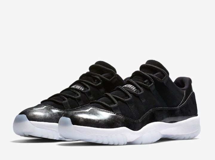 f478b91da6e8bc ... air jordan 11 retro low black metallic silver summer 2017 3 ...