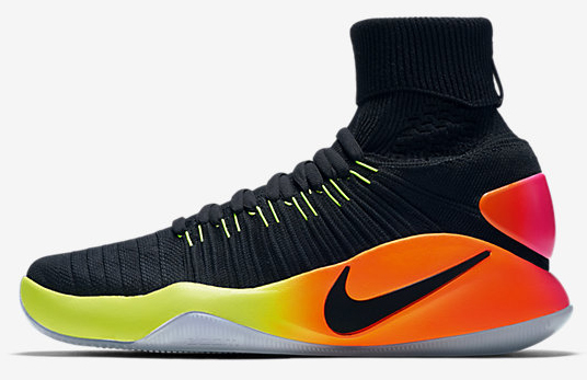new product 32a41 653ab Nike Hyperdunk 2016 Flyknit –  105