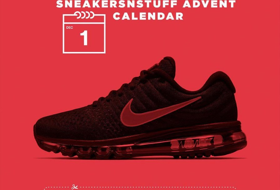 f112a173c8ad Deals  The Sneakersnstuff Advent Calendar is Live - 40% Off All Nike ...