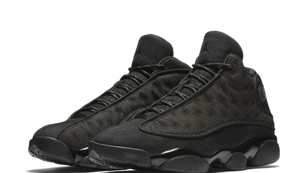 2f6bd75fd28f An Official Look at the Upcoming Air Jordan 13 Retro  Black Cat ...