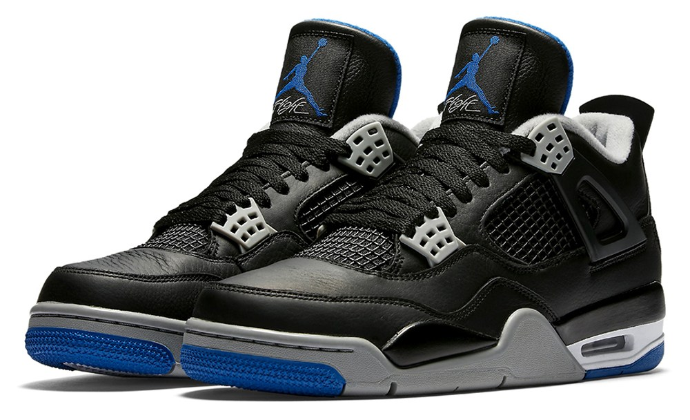 cc842aa1a9f4 Air Jordan 4 Retro Black Royal