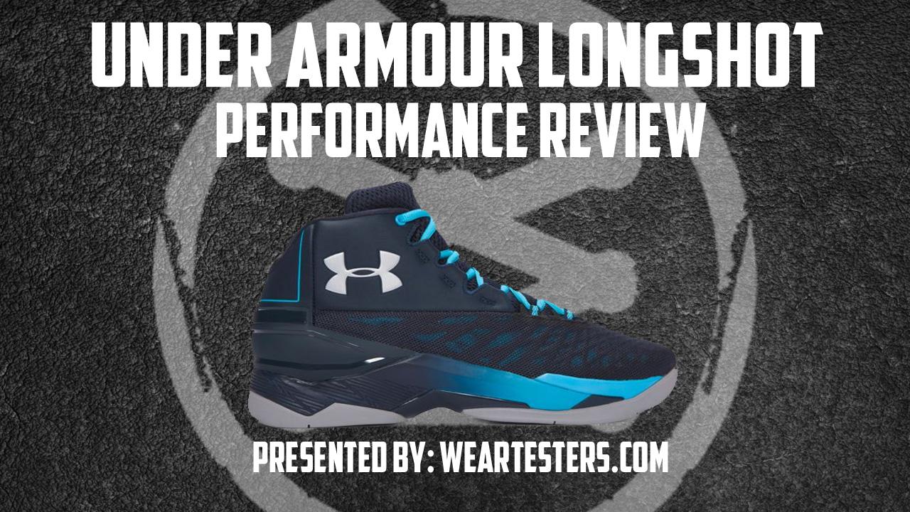 Under Armour Longshot Performance Review Weartesters Sepatu Running Reebok Fuse Ride Lp Jan24