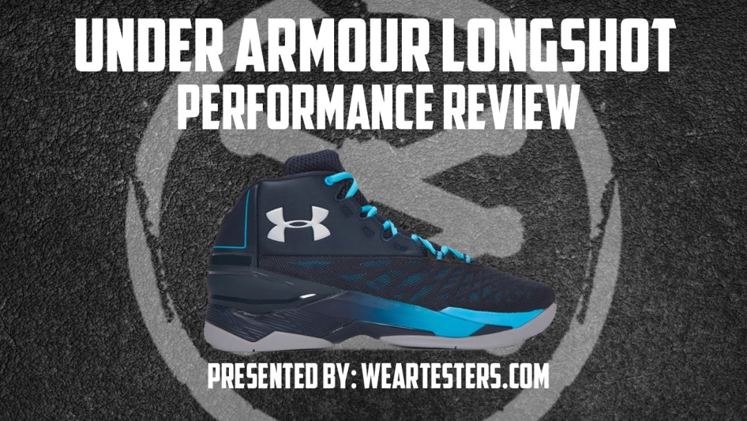 8fef07b3aec3 Under Armour Longshot Performance Review - WearTesters