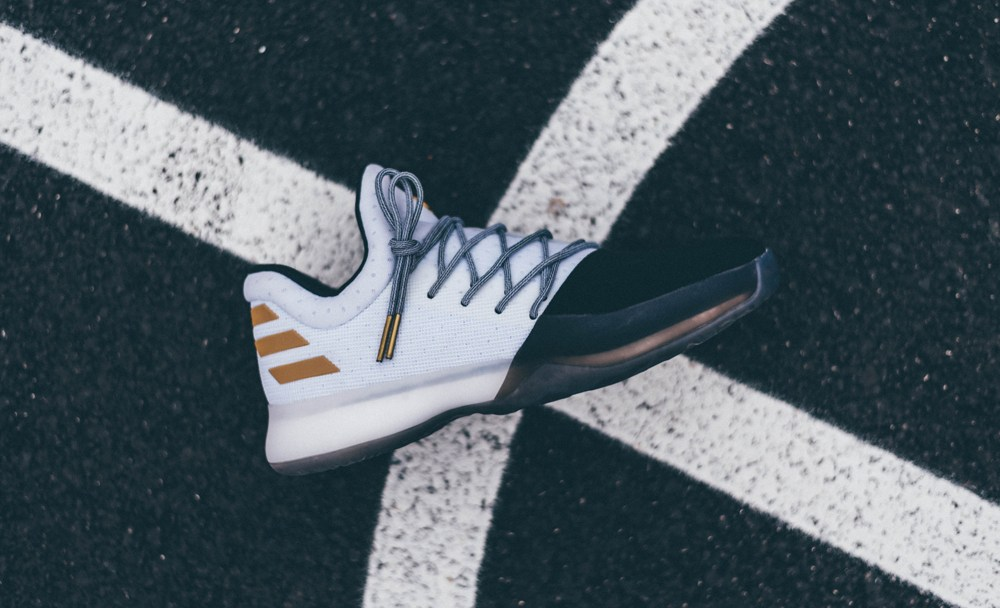 newest 307ae e7bd7 The adidas Harden Vol. 1  Disruptor  is Available Now - WearTesters