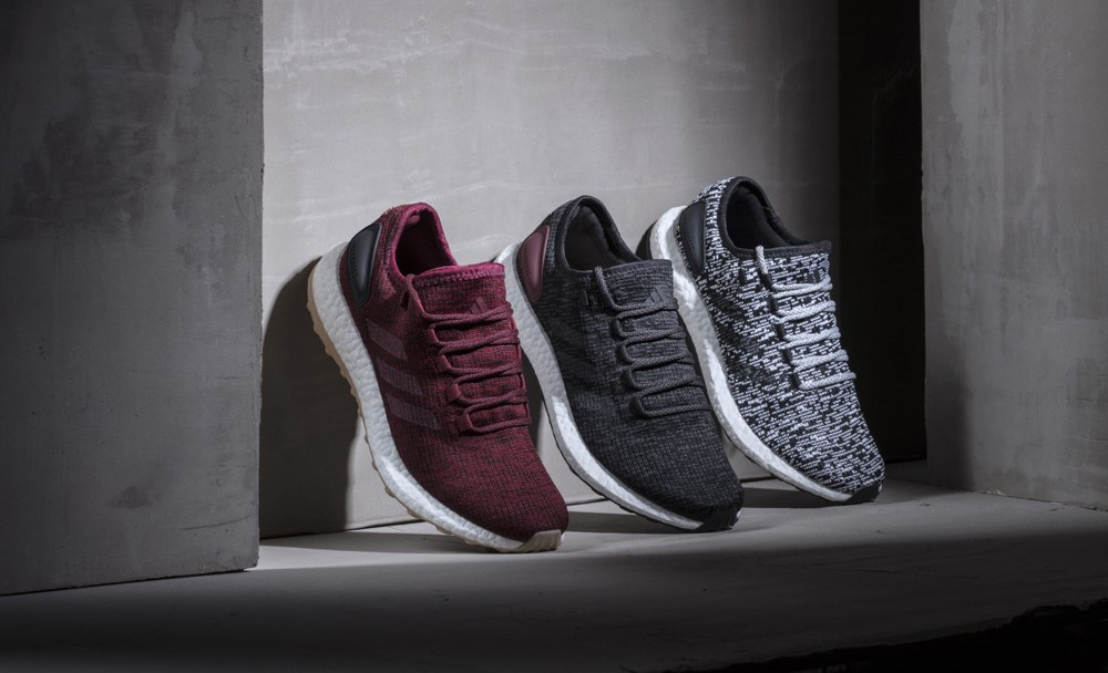 a95dc140760 Upcoming adidas PureBOOST Colorways Have a Release Date - WearTesters