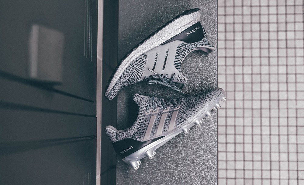 0b770c4fc7c adidas Unveils the UltraBOOST Cleat   UltraBOOST 3.0  Silver Pack ...