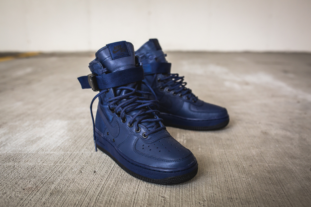 new style 221a5 52fc5 nike wmns sf af1 special field air force 1 binary blue 4