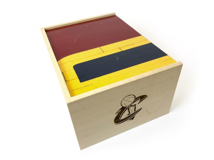 stockx cavs court spo box top