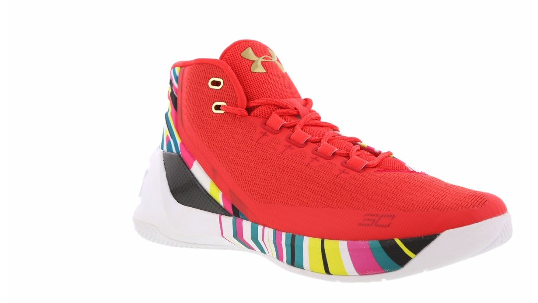 e059bce75327 The UA Curry 3 CNY Gets Stateside Release Date - WearTesters