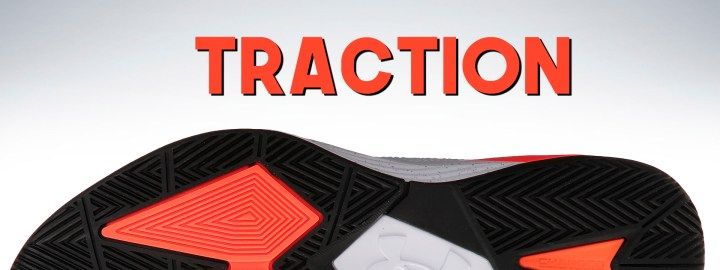 739029c65849 Traction  Under Armour has a problem on its hands. It all started with the  Curry One Low. The Curry One High had a decent traction setup but when UA  dropped ...