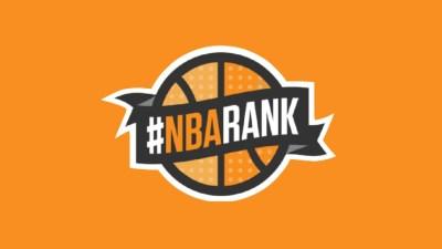 #NBARank Top 5 Under 25 11