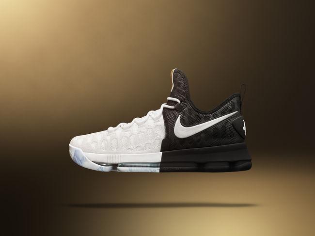 buy online e889c 67616 Nike KD 9  BHM  ( 150)  Nikestore   Foot Locker   Shoe Palace