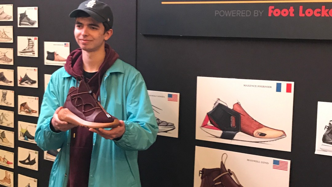 PENSOLE World Sneaker Championship maxwell lund 15